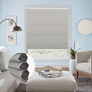 Best black cordless cellular shades Reviews