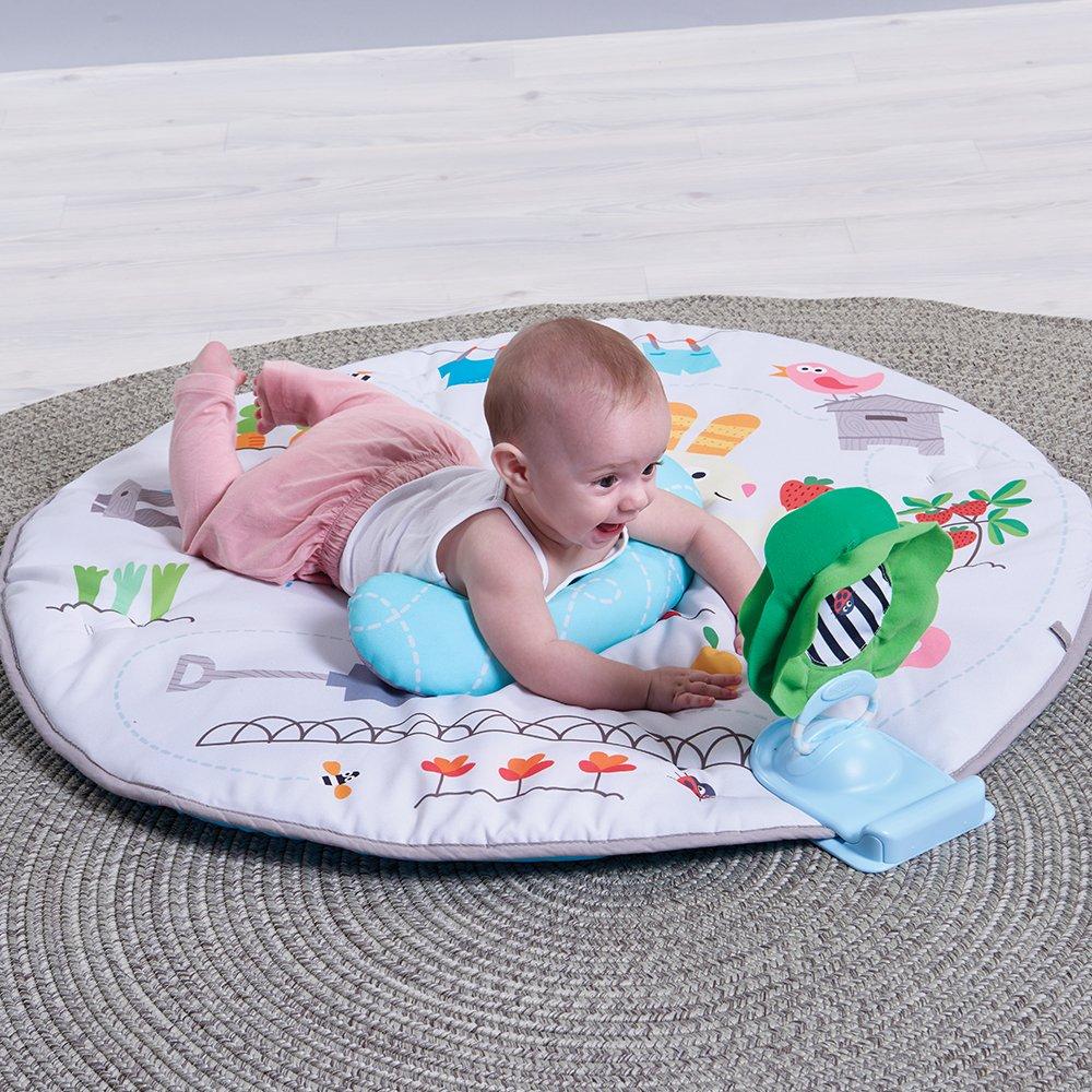 Amazon.com 'Taf Toys' Jardín Tummy Time Gym para recién nacido y ...
