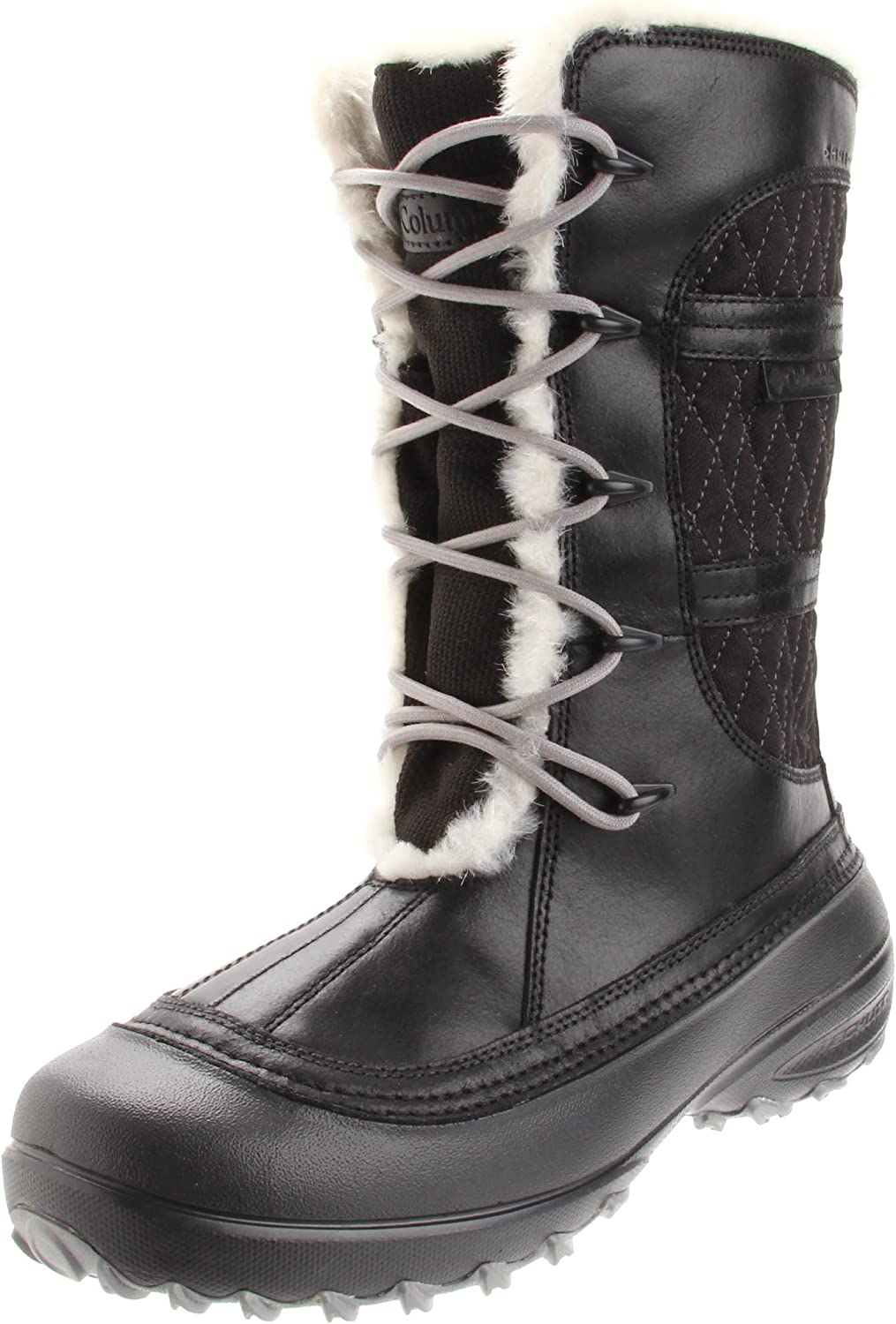 Columbia Sportswear Women's Heather Canyon Waterproof Cold Weather Boot