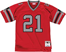 red deion sanders falcons jersey