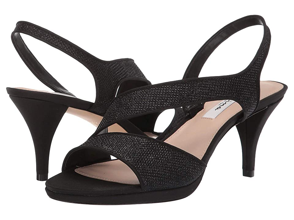 Nina Nasreen (Black) High Heels