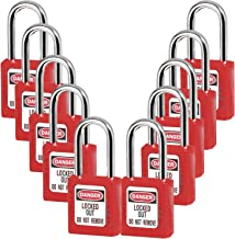 Best industrial safety padlock Reviews