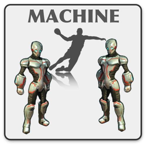 Spiel Handball Maschinen