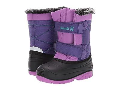 Kamik Kids Sapling (Toddler) (Purple/Orchid) Girls Shoes