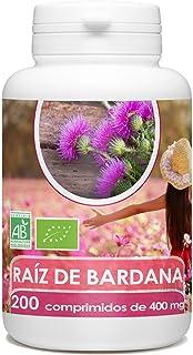 Raiz de Bardana Bio 400 mg - 200 comprimidos