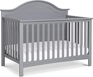 Carter's by DaVinci Nolan 4-in-1 Convertible Crib in Grey, Greenguard Gold Certified