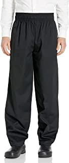 Uncommon Threads 4020 Executive chef pant Black and White Pinstripe sizes XS-2XL