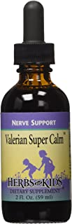 Herbs for Kids Valerian Super Calm, 2 Ounce