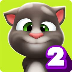 THE COOLEST CAT ON THE BLOCK: Talking Tom is funnier and more lively than ever before! He reacts to everything players do and there are new surprises every day! EVERYDAY FUN: Players can feed Tom when he's hungry, wash him when he's dirty, put him to...