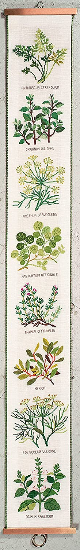 Eva Rose Stand Cross Stitch Set Counted Plant Pattern Spice Spring Under blast sales new work 16