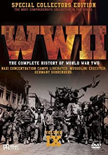 BOULEVARD Ww2 9 - Nazi Concentration Camps Liberated Mussolini Execute [DVD]