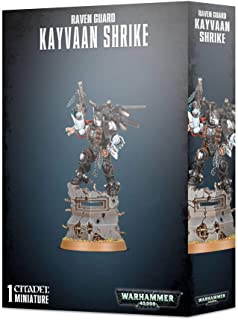 Games Workshop Warhammer 40,000: Raven Guard KAYVAAN Shrike