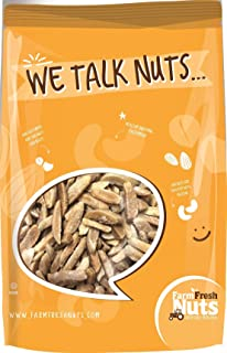 Farm Fresh Nuts California Honey Roasted Almonds Blanched Slivered, Foodservice Pack, 2 Pound