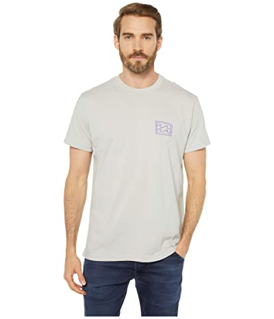 Billabong Warchild Short Sleeve T-Shirt (Silver) Men