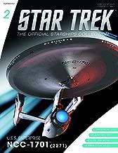 Star Trek Starships USS Enterprise NCC-1701B Vehicle with Collector Magazine