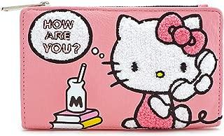 x Hello Kitty Telephone Flap Wallet