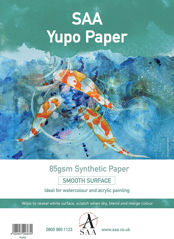 Yupo Painting Paper 10 loose sheets A2 85gsm B008UT1VHE B008UT1VHE B008UT1VHE  | Reparieren  046c55