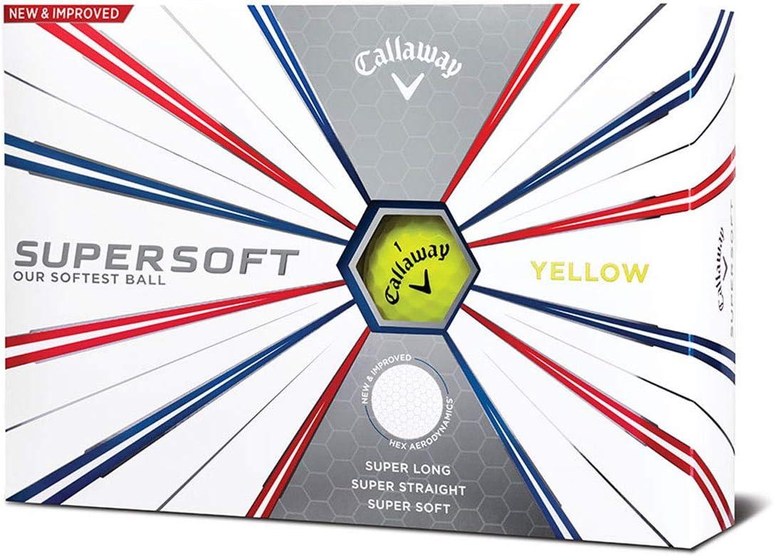 Callaway Golf Suparsoft Golf Balls