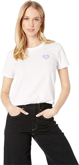 c3658305 Converse. Hello Kitty® Short Sleeve Football Tee. $40.00. Love the Progress  Tieback Tee