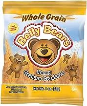 Readi-Bake BeneFIT 200ct Whole Grain Belly Bears Animal Cracker Snacks, Honey Graham, 1 Ounce Packages