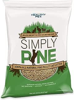 Simply Pine Natural Cat Litter, 20 lb