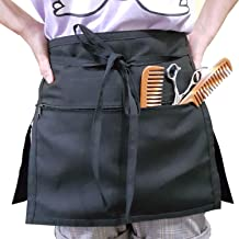 money apron with zipper