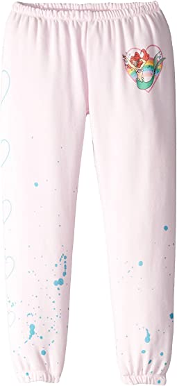 Little Mermaid Extra Soft Cozy Knit Lounge Pants (Toddler/Little Kids)
