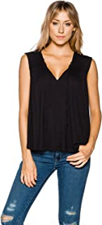 Womens Back in Town Knit Blouse