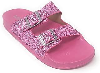 LK 9910 Elga Slides Sandals in Pink