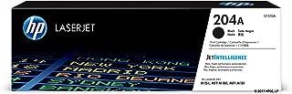 Toner Laserjet Color HP Suprimentos CF510A HP 204A Preto M180NW