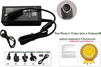 UPBRIGHT New Mini 4-Pin DIN AC/DC Adapter for FLYPOWER SPP34-12.0/5.0-2000 SPP34-12/5.0-2000 SPP34-12/5-2000 12VDC 5VDC 2.0A 12.0V 2000mA 5.0V 12V 5V 2A Switching Power Supply Cord Cable Charger