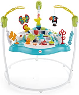 Fisher-Price Jumperoo, escaladores de color