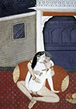 Kama Sutra 19Th Century NKama Sutra By Vatsyayana Indian Miniature Painting Pahari Sikh School Mid 19Th Century Poster Print by (24 x 36)