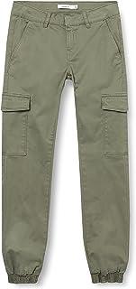 Name It Nmfpolly Dnmcoateds Pant CS Pantaloni Bambina