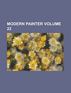 Modern Painter Volume 22
