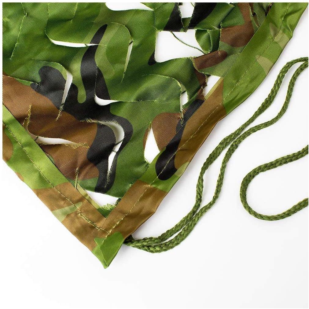 STTHOME Filet de Camouflage Filet de Ombrage Camouflage Net Chasse Militaire Renforc/é Net Vert pour Chasse Anti UV Outdoor Loisirs Camping D/éco Bars Voiture Accessoires de Camouflage Size : 2x2m