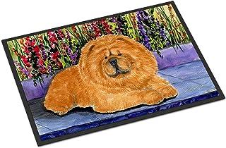 Caroline's Treasures SS8601MAT Chow Chow Indoor Outdoor Mat 18x27 Doormat, 18H X 27W, Multicolor