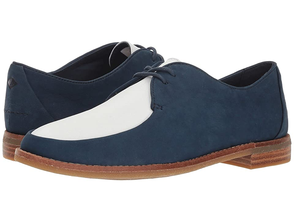 Sperry Seaport Elise (Navy/White) Women