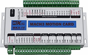 FISTERS 400KHz 3 Axis Mach3 Motion Control Card USB 2.0 CNC Interface Breakout Board for stepper motor