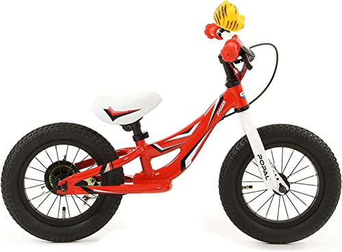Boy Balance Bike Popal Jogger 12 Inch no Pedals with Brake rot 95% Assembled