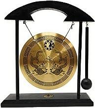 Zen Art Brass Feng Shui Desktop Gong by Asian Home by Asian Home