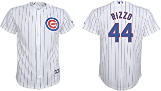 Anthony Rizzo Chicago Cubs Youth Cool Base White Replica Jersey