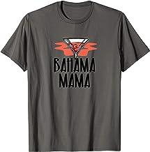 Bahama Mama Family Holiday Summer Gift Shirt For Moms