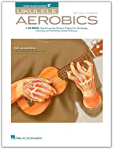 Hal Leonard Ukulele Aerobics - For All Levels, from Beginner to Advanced (Book/Online Audio)