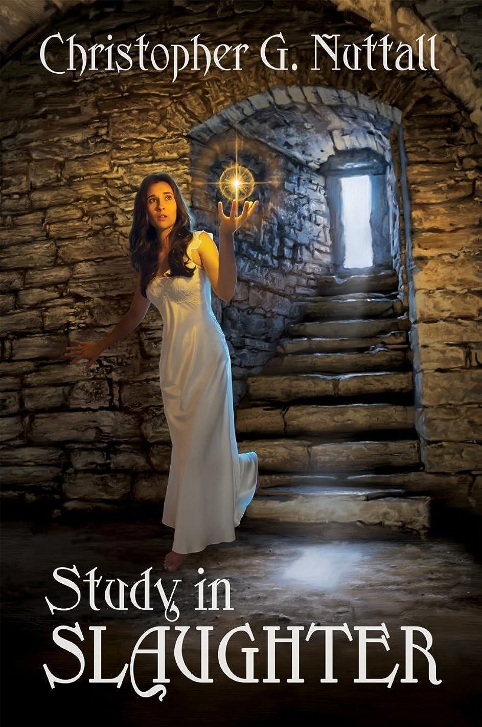 ヒット礼儀人事Study in Slaughter (Schooled in Magic Book 3) (English Edition)