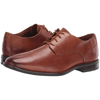Cole Haan Aerocraft Grand Plain Oxford (British Tan) Men