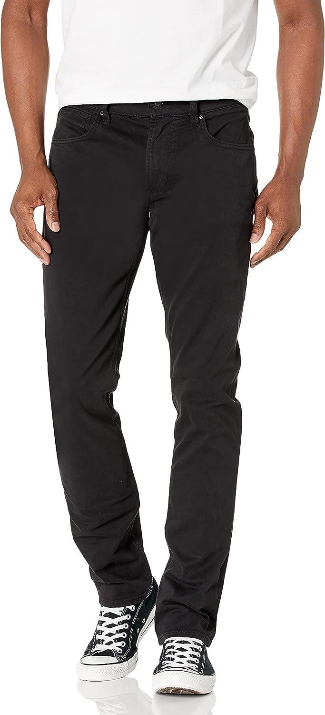 HUDSON Jeans 買収 Men's お中元 Blake Straight Twill Slim Pant