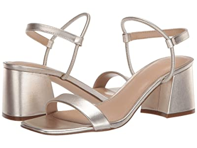 Marc Fisher LTD Nabela (Gold Leather) Women