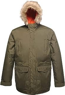 Mens Waterproof Parka Jacket