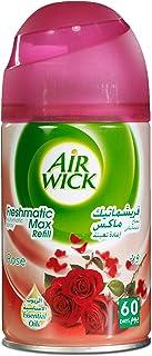 Air Wick Air Freshener Freshmatic Rose 250ml (Refill)